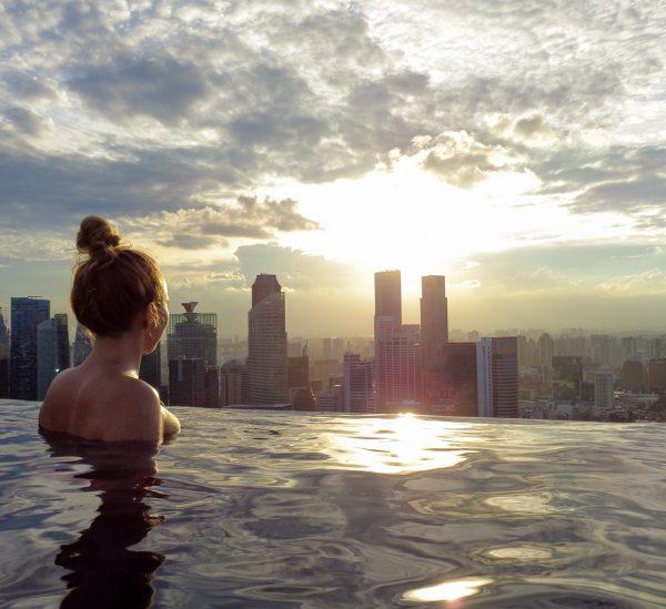 Singapur – Liebe auf den ersten Blick