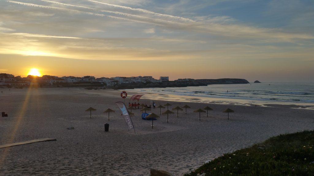 Portugal - Baleal Strand