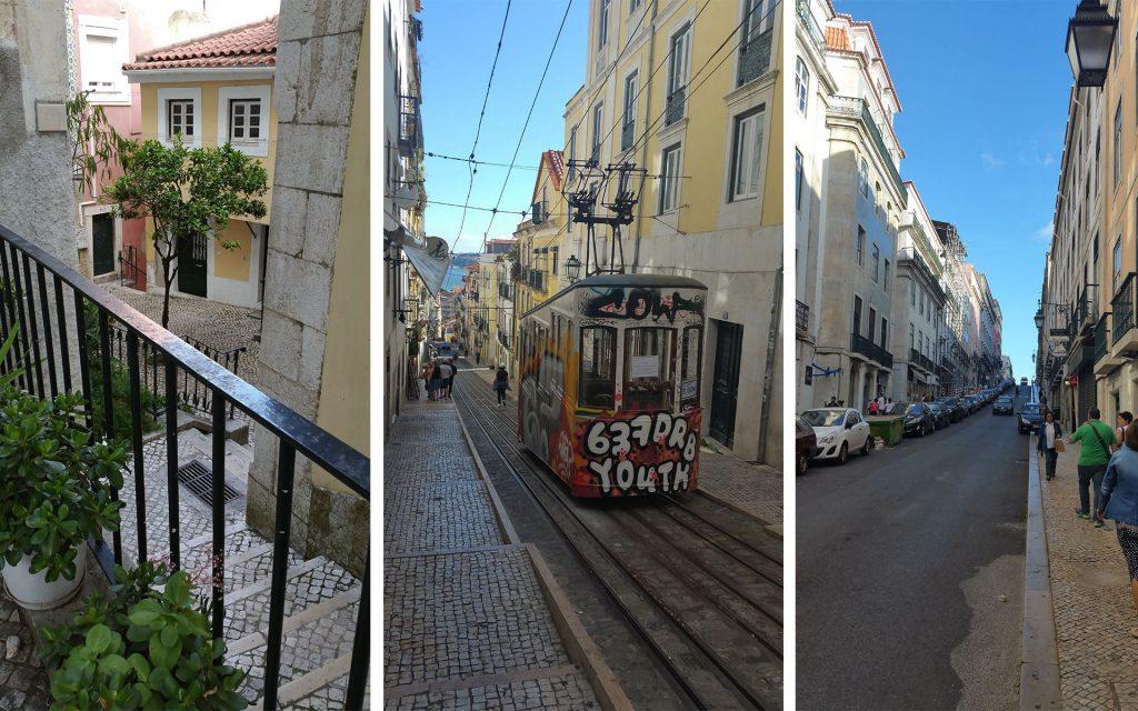 Lissabon Gassen