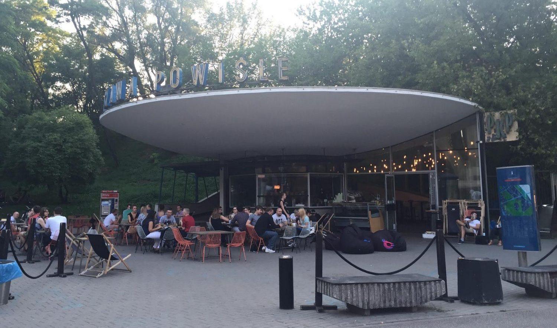 Warszawa Powsile - Bar, Drinks und geile Burger