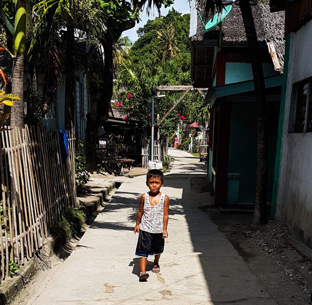 Apo Island Village, Philippinen