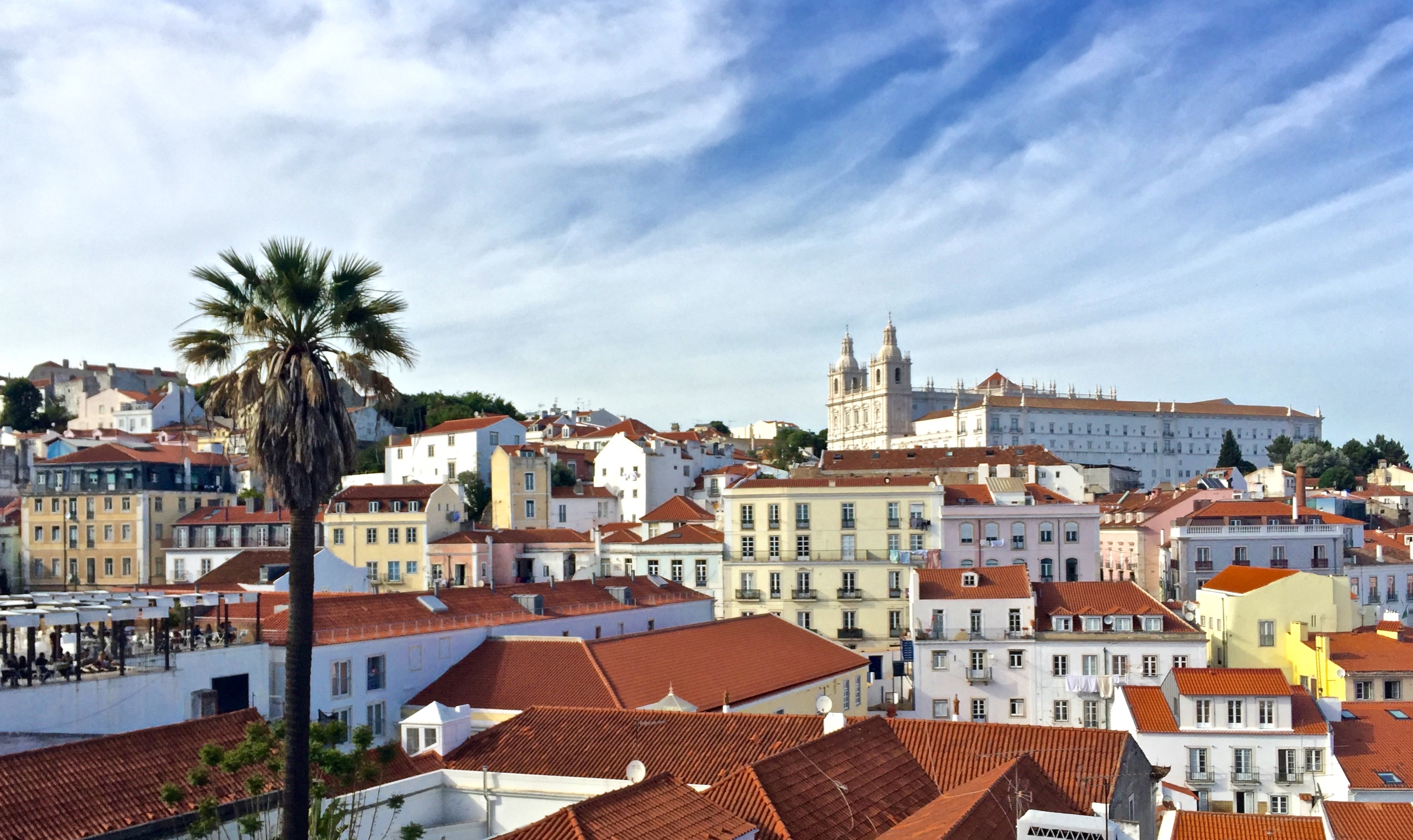 Oh, du wunderbares Lissabon!