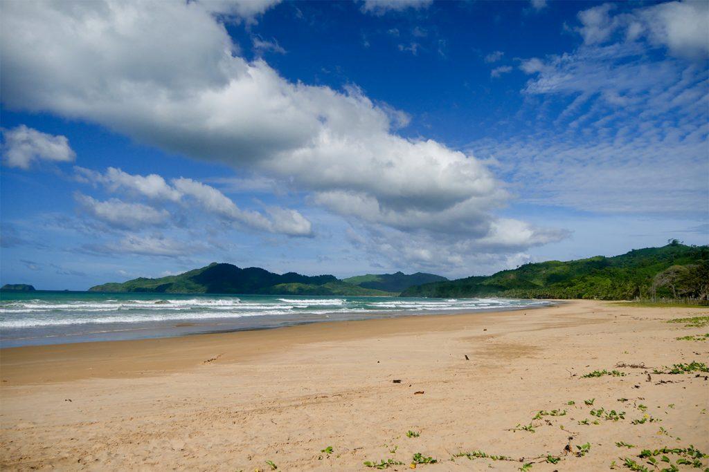 Duli Beach bei El Nido