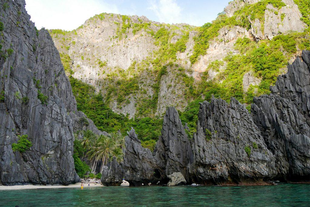 Die Inseln des Bacuit Archipels