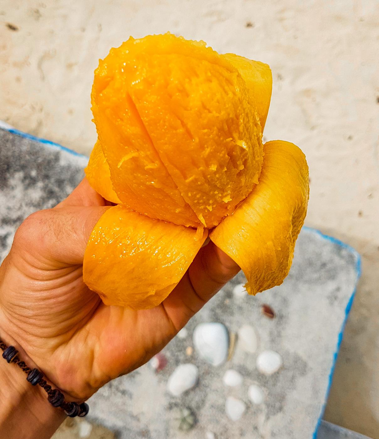 Die leckeren Philippinischen Mangos
