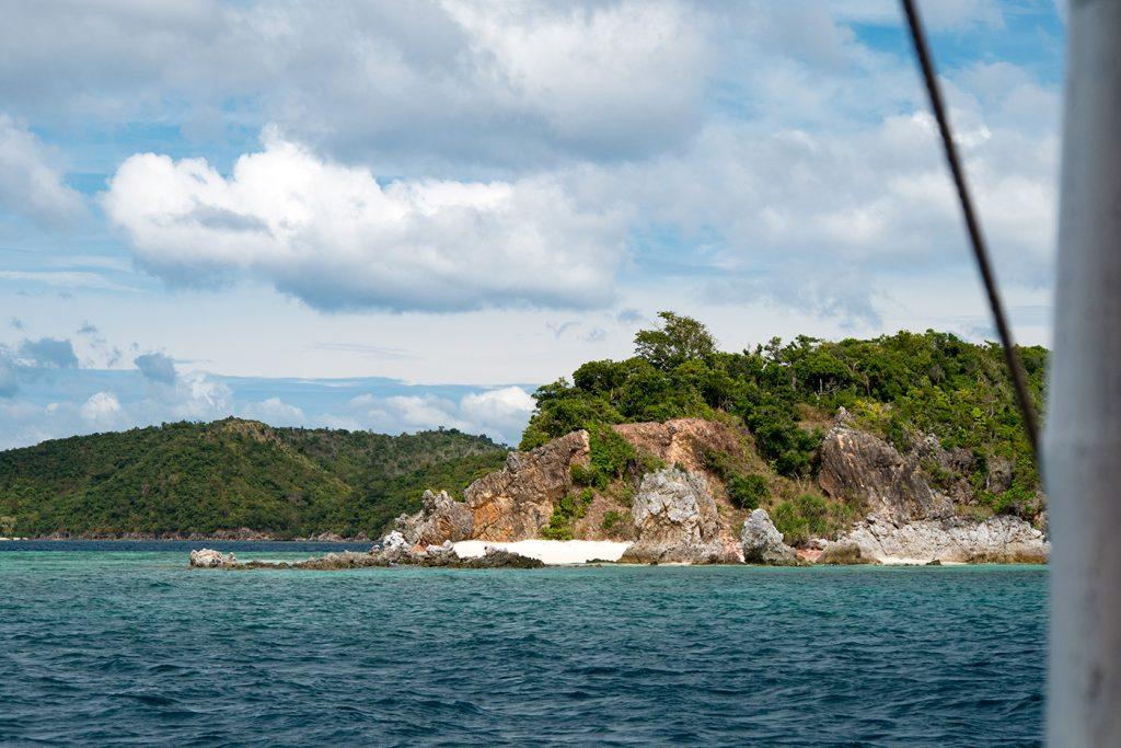 Malcapuya Island - Busuanga, Philippinen