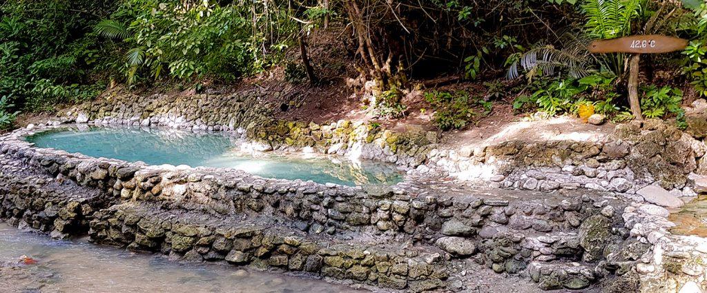 Mainit Springs, Cebu, Philippinen