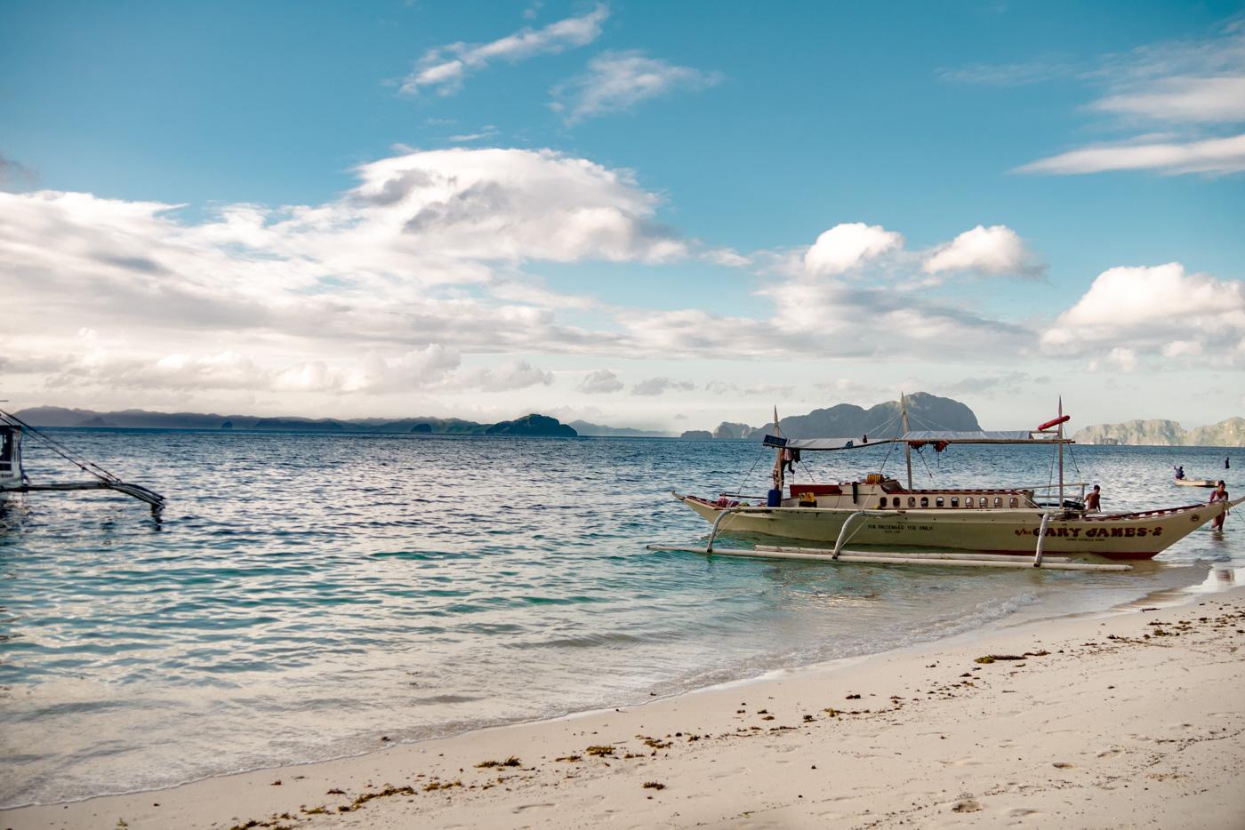 Islandcamping - El Nido - Philippinen