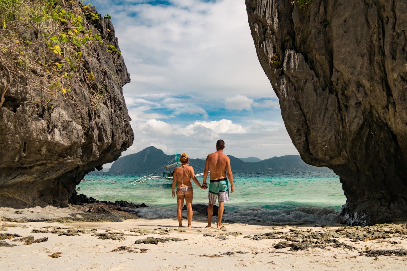 Islandhopping Tour B - El Nido, Palawan - Philippinen