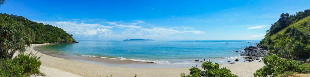 Strand im Nationalpark Mu Ko Lanta