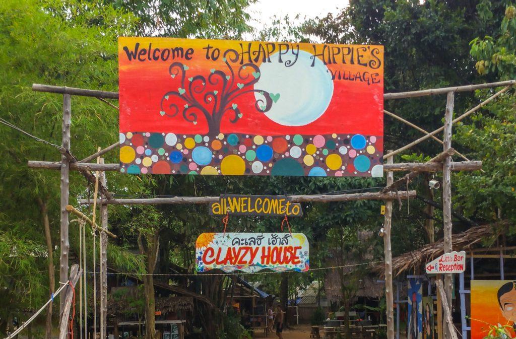 Clazy Town auf Koh Lanta