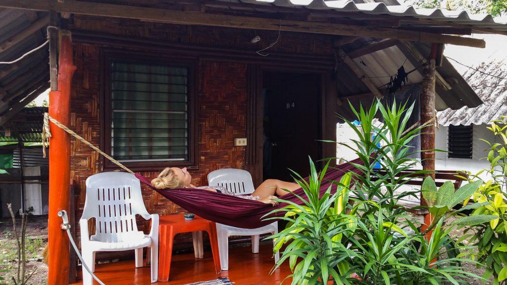 Coconut Bungalow auf Koh Lanta