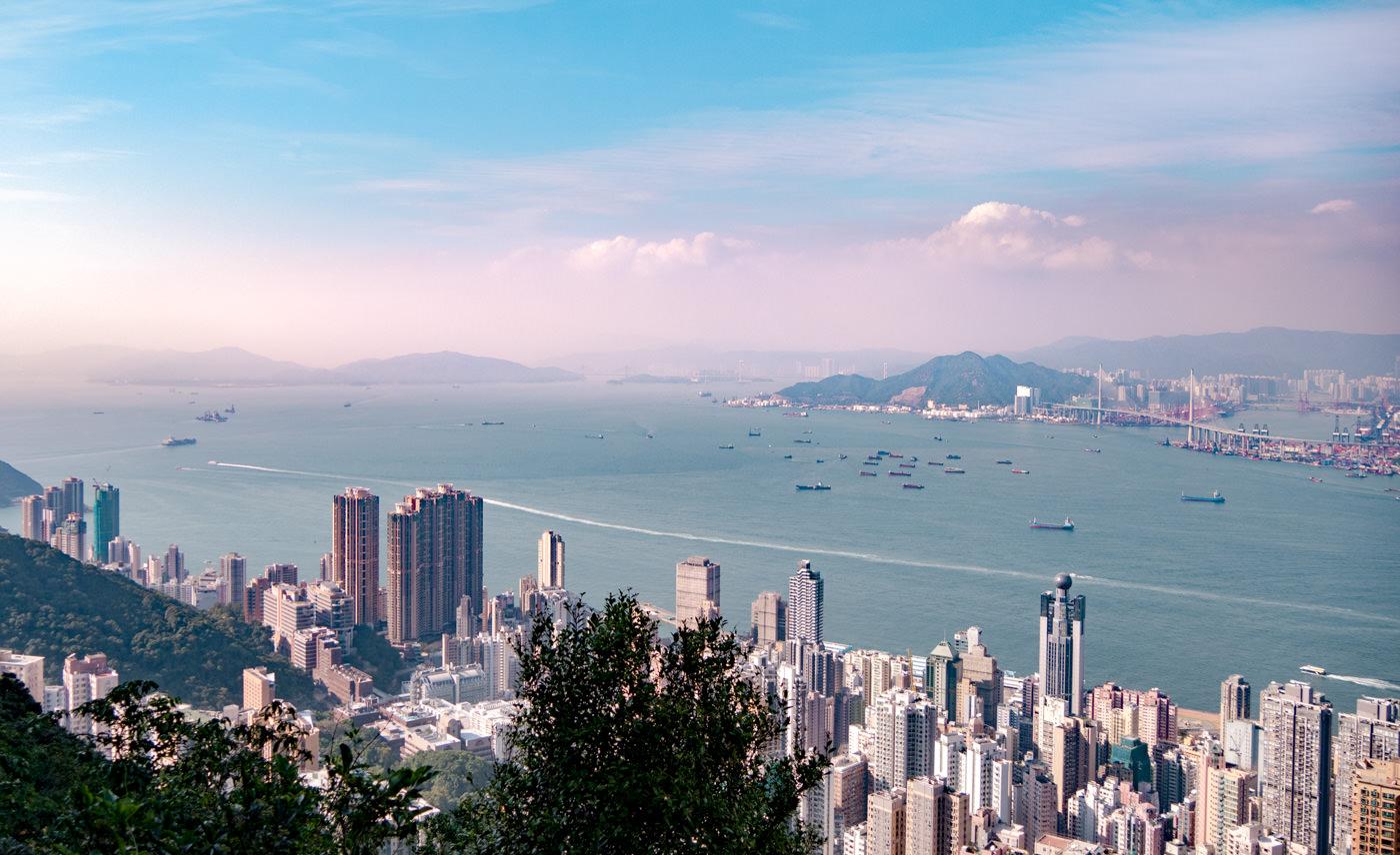 HONGKONG – WELTSTADT UND CHINA FÜR EINSTEIGER?
