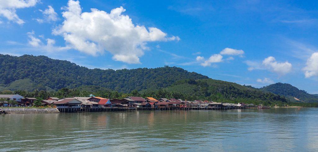 Old Town von Koh Lanta