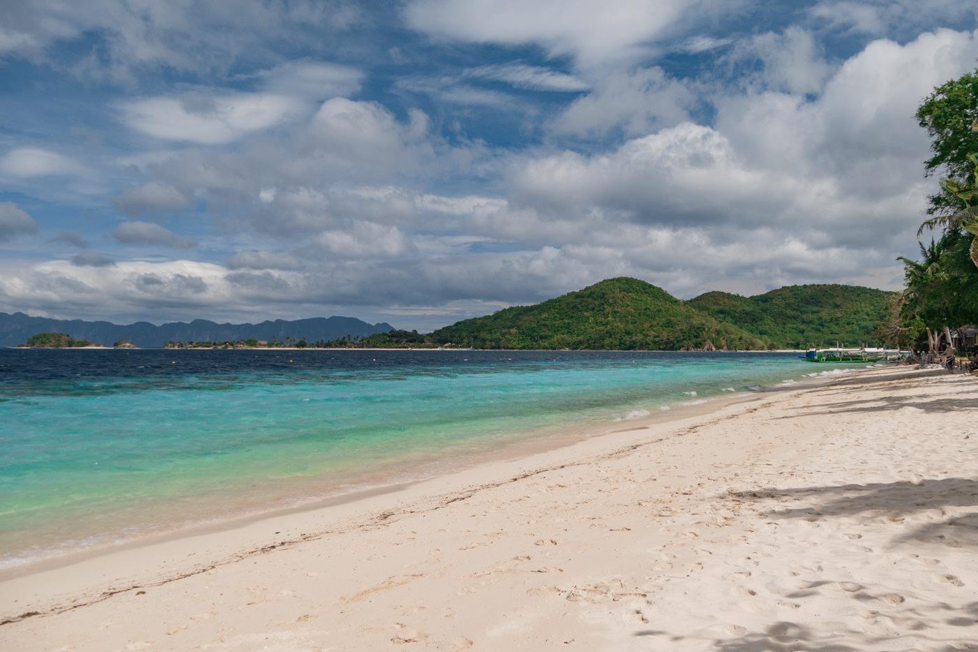 Banana Island auf den Philippinen