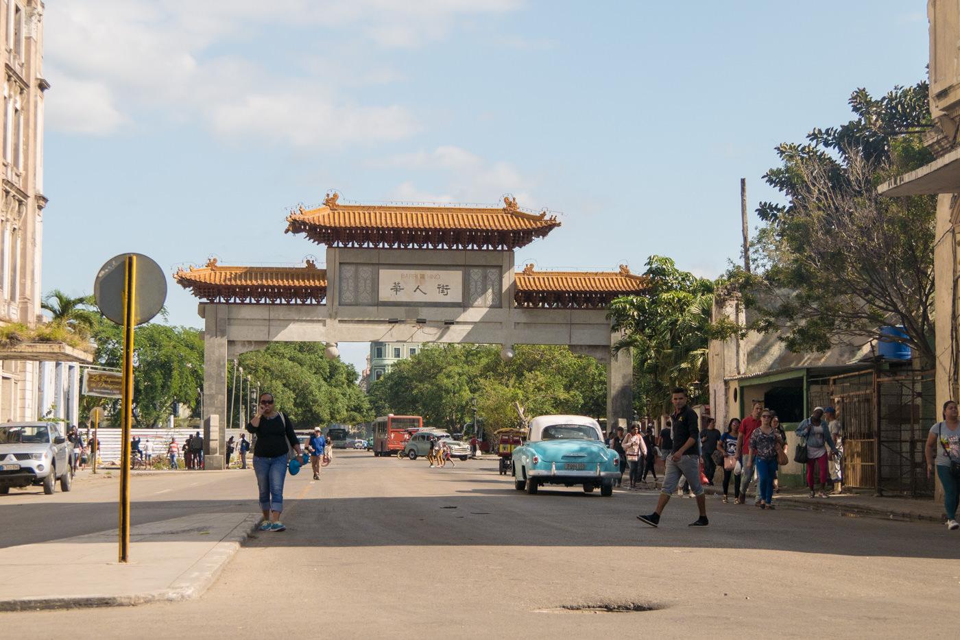 Havanna's Chinatown