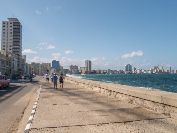 Havannas Küstenstraße