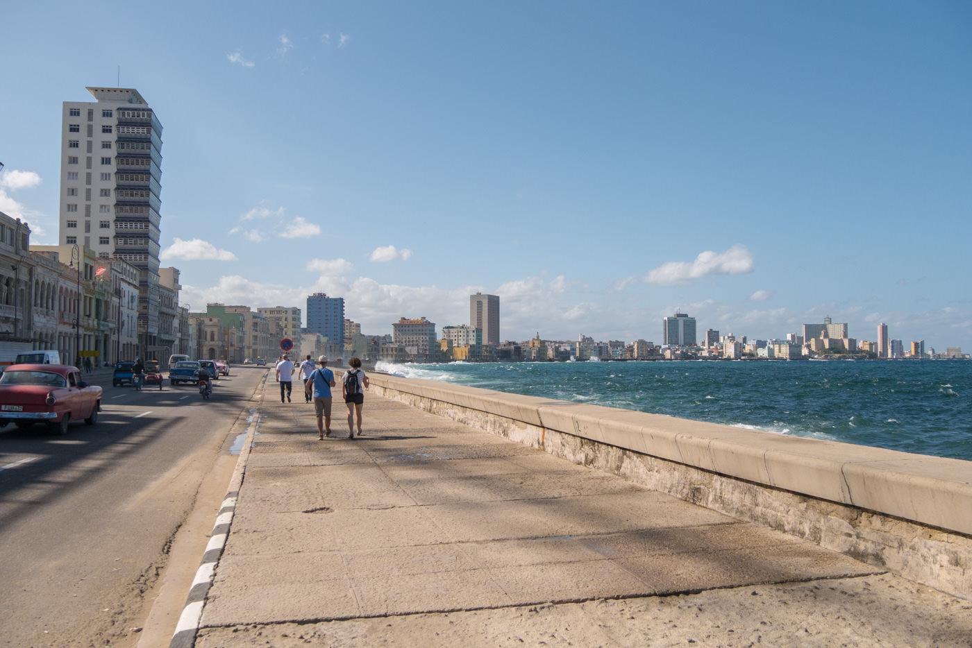 Die Facetten Havannas