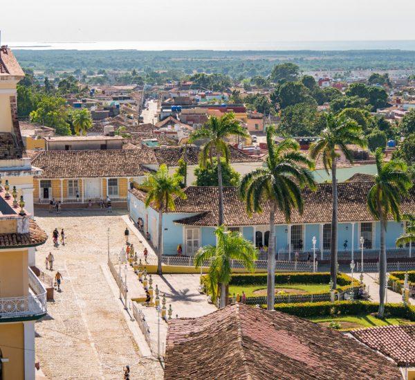 Unsere Route durch Kuba