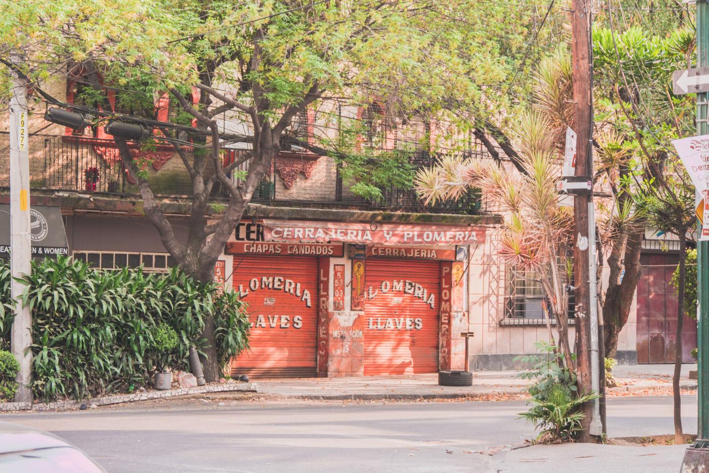 La Condesa in Mexiko-Stadt