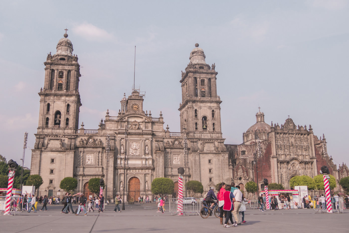 Catedral Metropolitana in Mexiko-Stadt