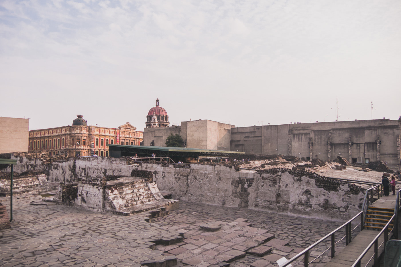 Museo del Templo Mayor in Mexiko-Stadt