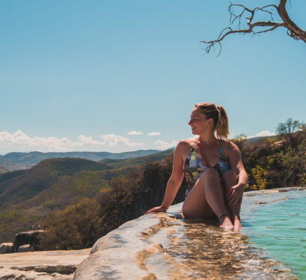 Hierve el Agua auf eigene Faust – Unser Guide