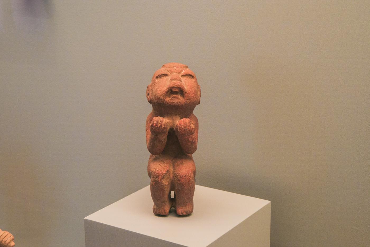 Museo Amparo in Puebla in Mexiko