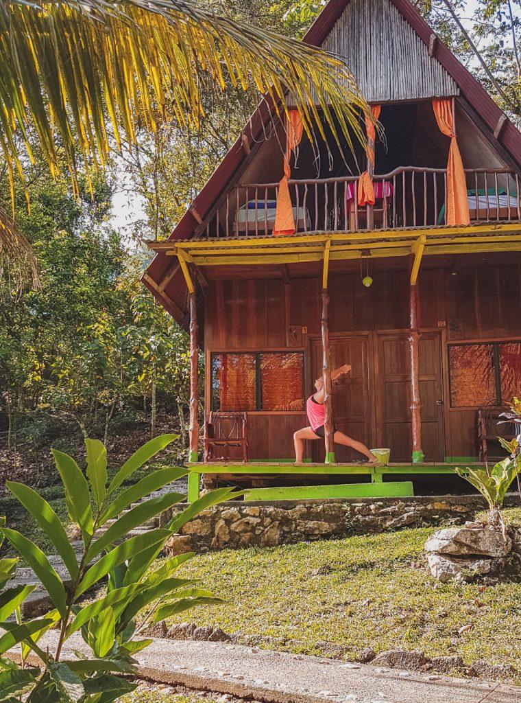 Hostel El Portan in der Nähe von Semuc Champey