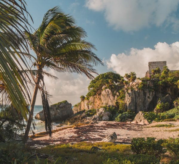 Reiseroute & Highlights der Yucatan-Halbinsel