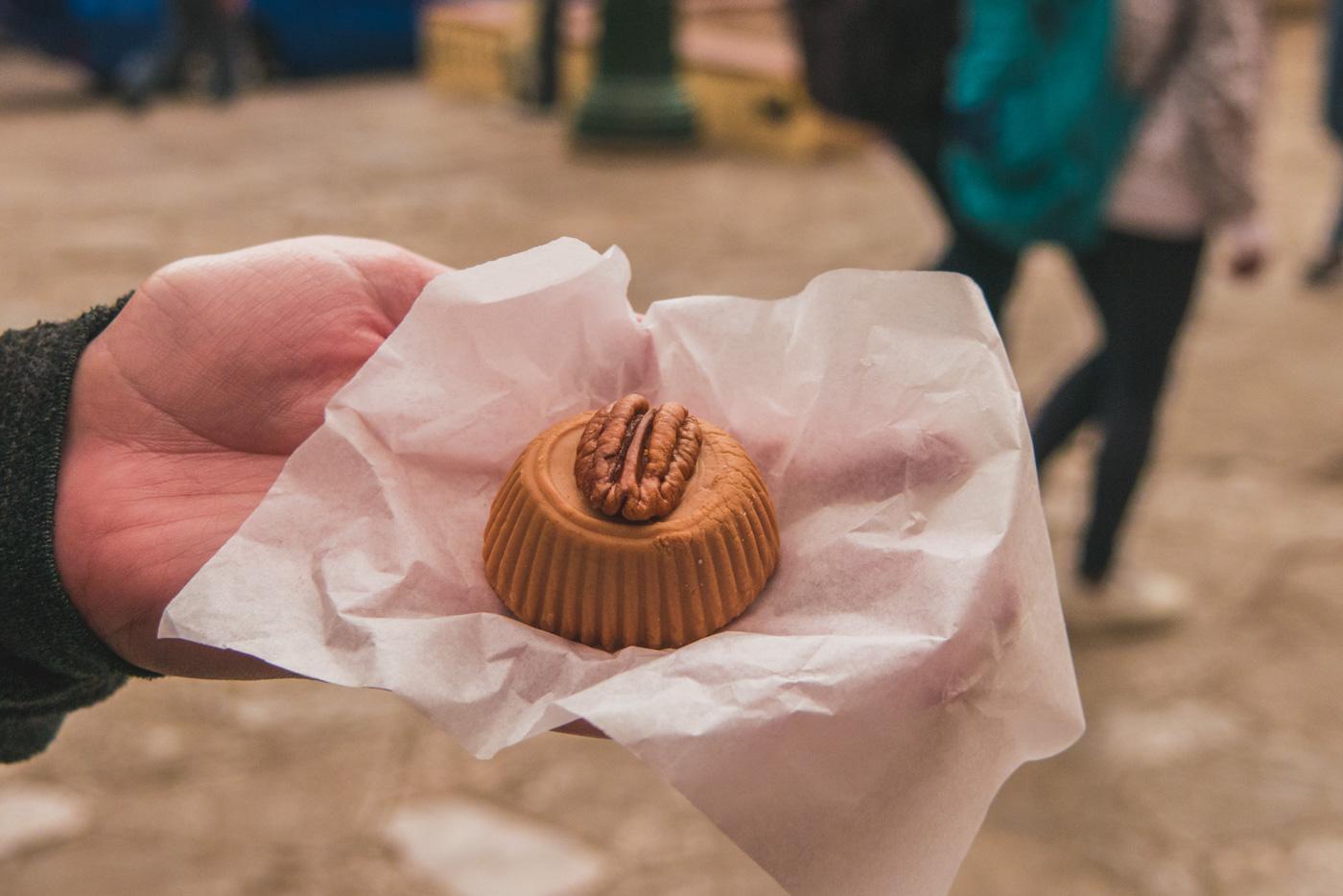 Süßigkeit vom Mercado de Dulces in San Cristobal
