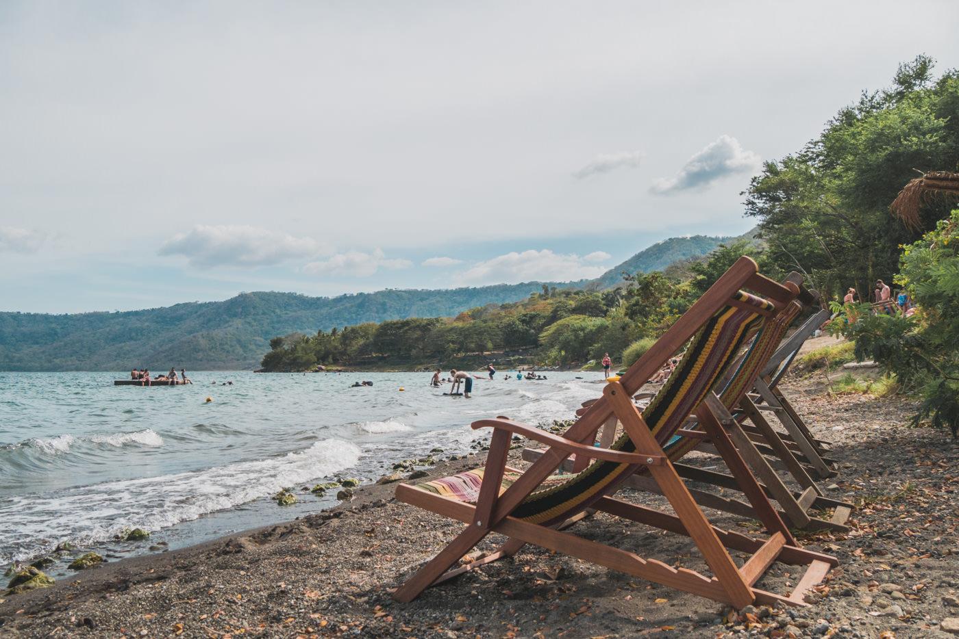 Laguna de Apoyo bei Granada, Nicaragua
