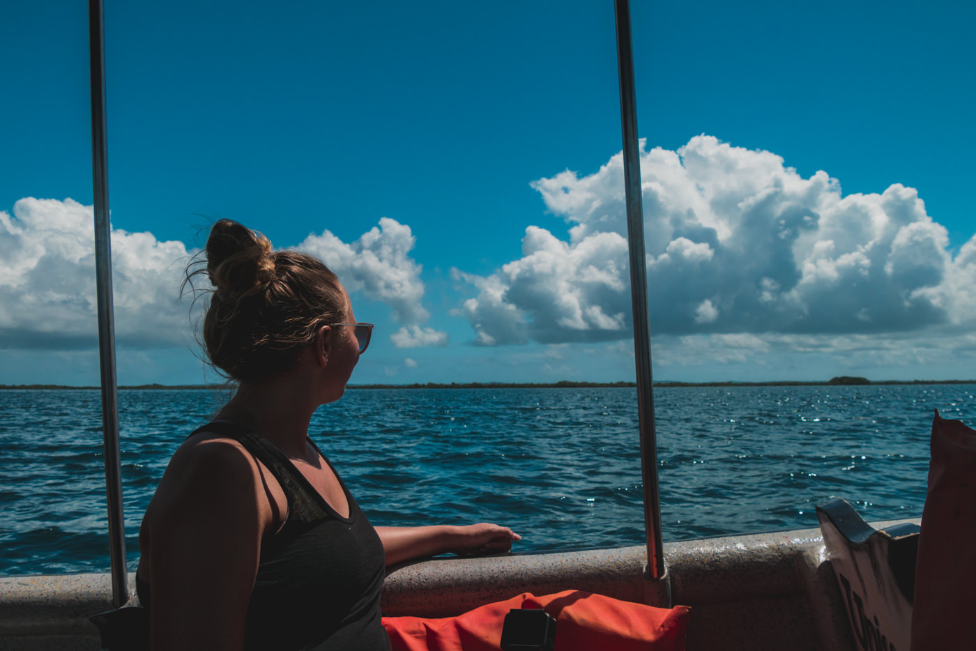 Bootsausflug auf Bocas del Toro