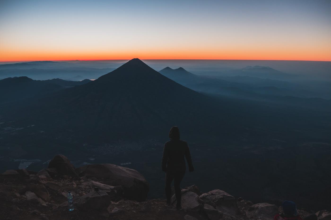 Vulkan Acatenango – Bilder für die Ewigkeit