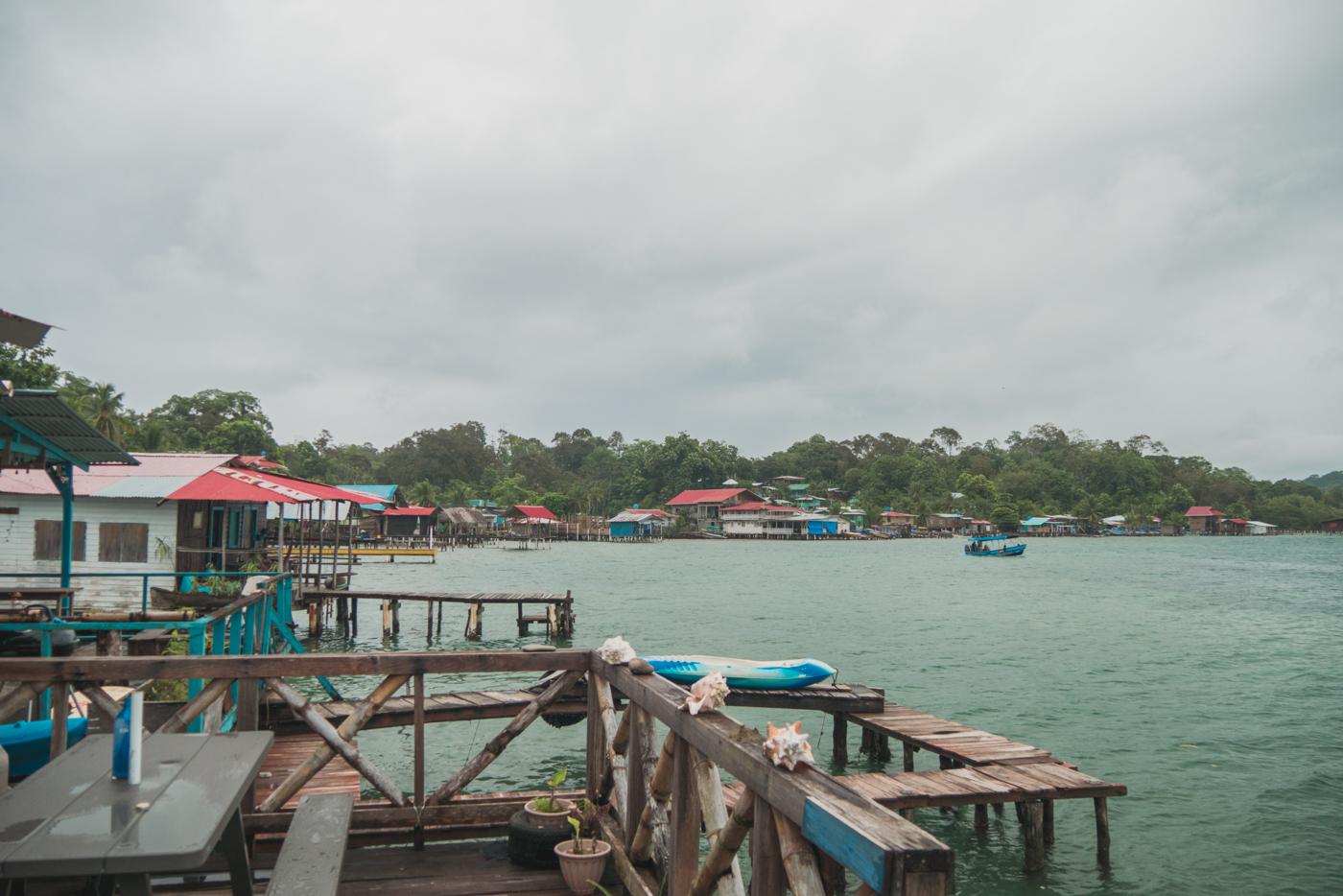 Bucht von Bastimentos, Panama