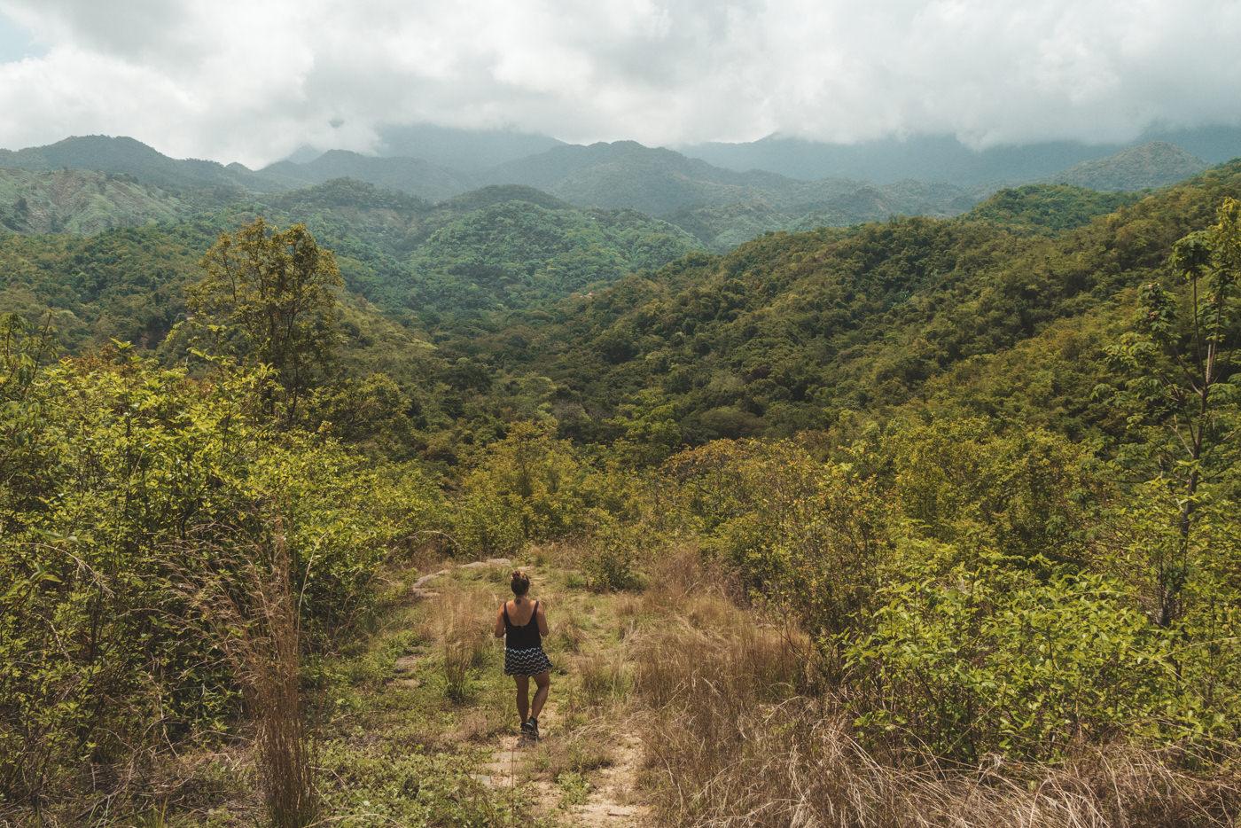 Dschungel bei Minca und die Minilostcity