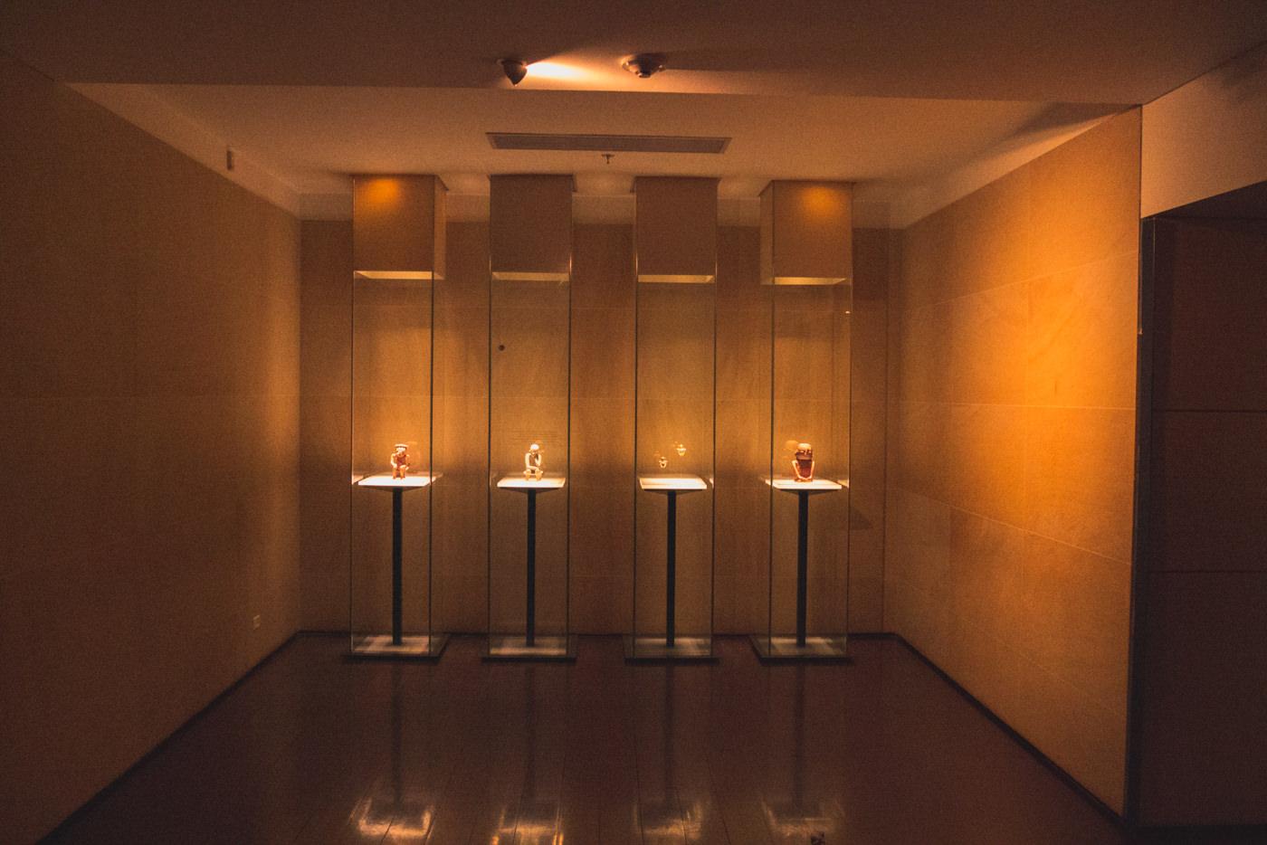 Museo del Oro in Bogotá