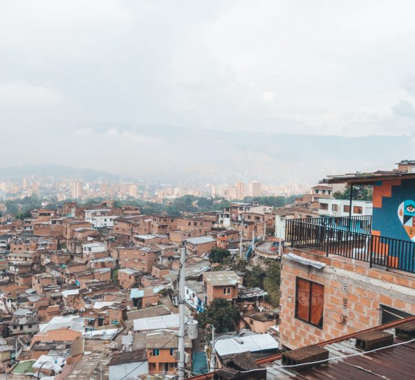 Comuna 13 in Medellín: Berühmt-berüchtigt?