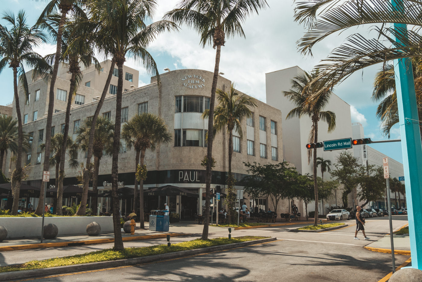 Lincoln Road in Miami