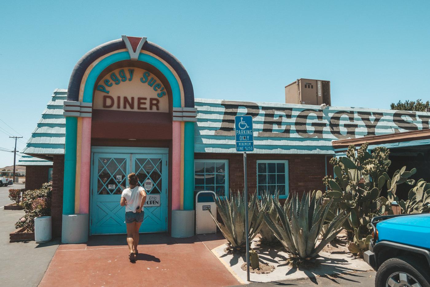 Peggy Sue's 50' Diner