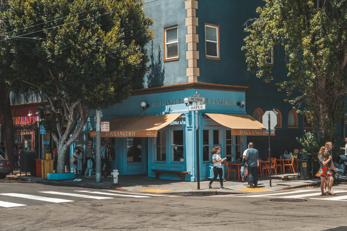 Restaurant in San Francisco