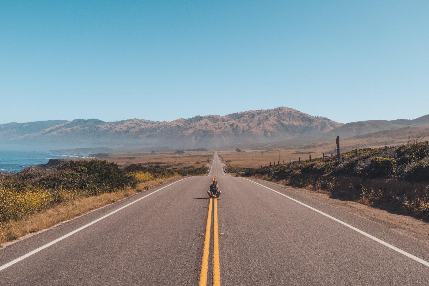 Westküste Kaliforniens – Unsere Route