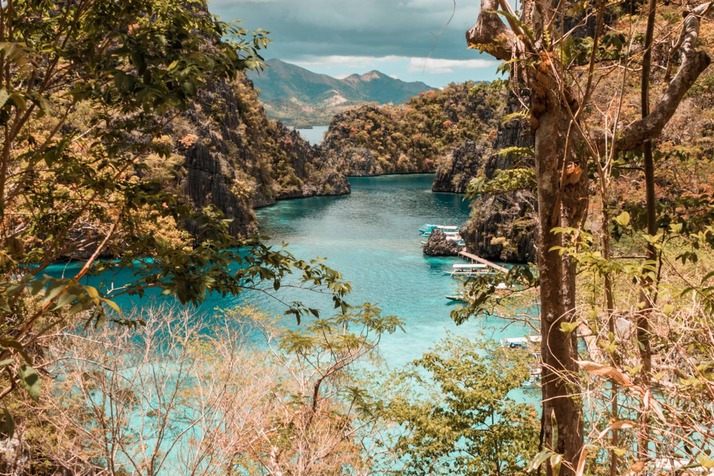 Coron Town & Islandhopping I Update 2019