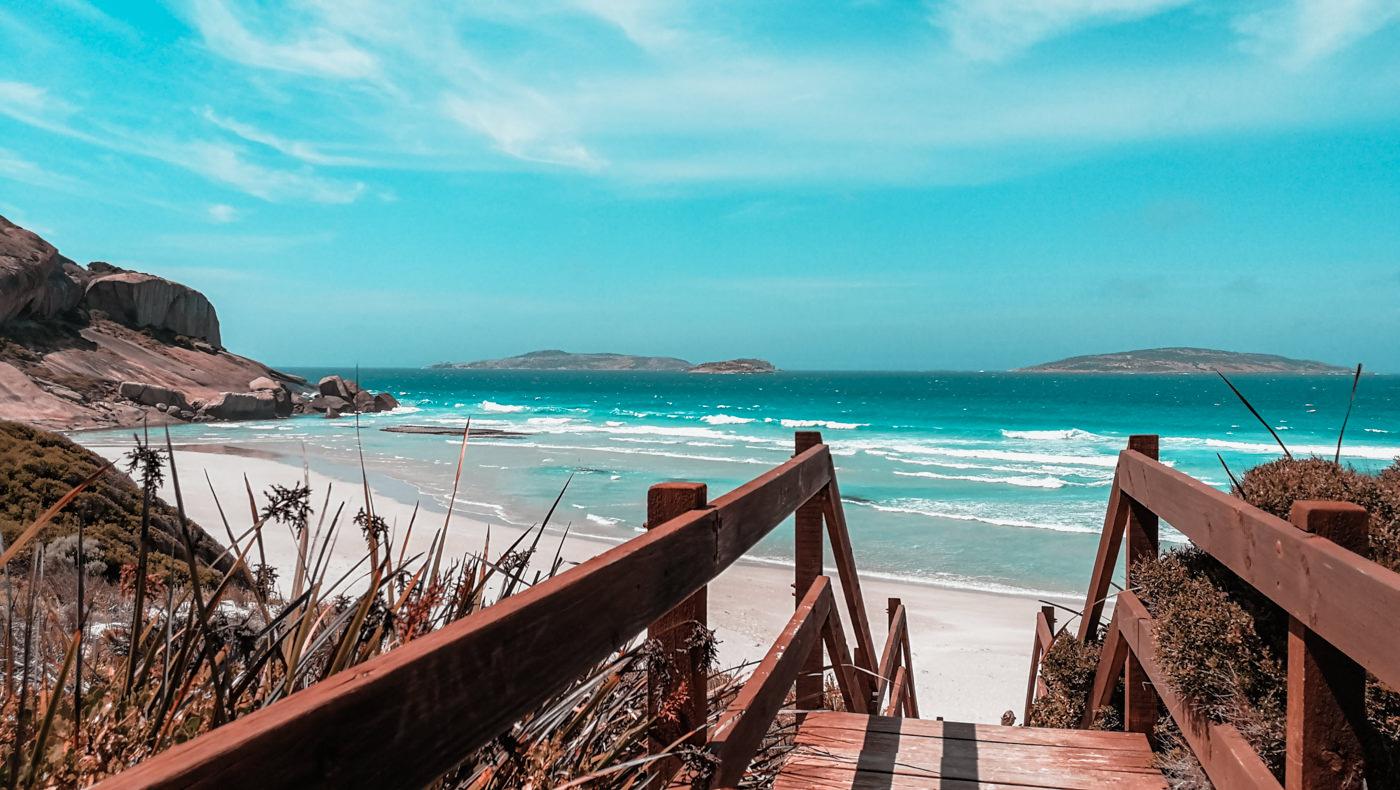 Great Ocean Drive in Südwestaustralien