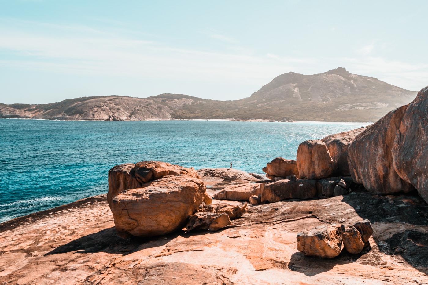 Küste im Cape Le Grande Nationalpark in Westaustralien
