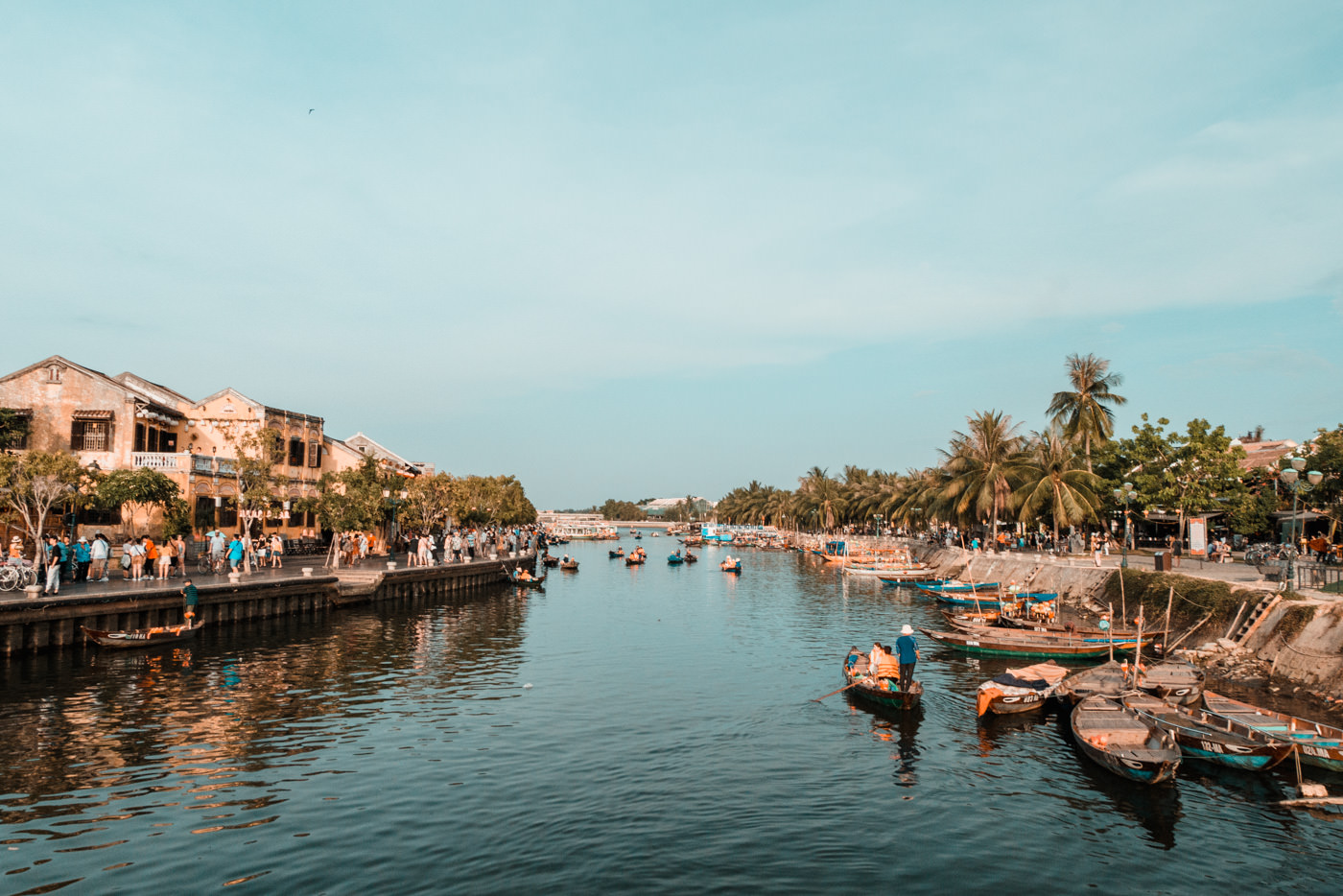 Fluss in Hoi An