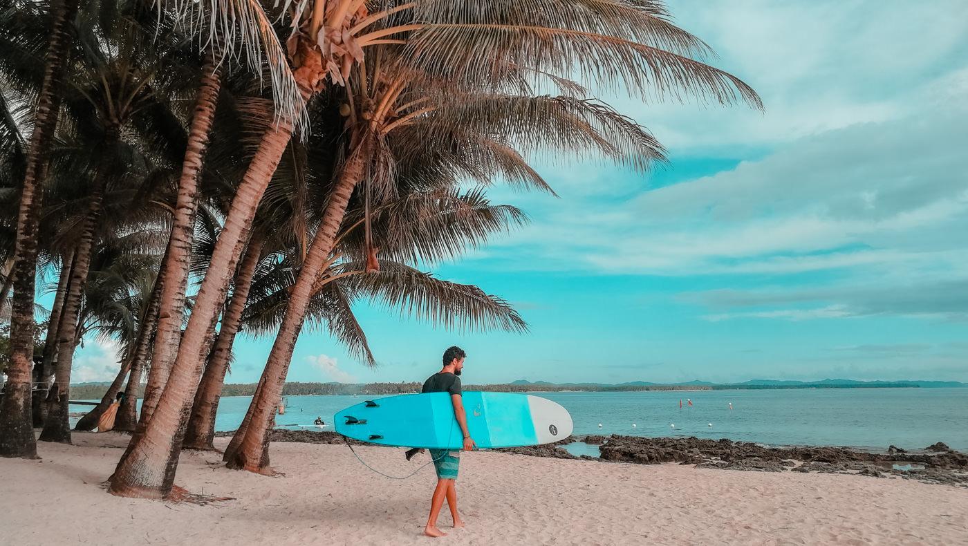 Surfen auf Siargao – Unser Guide für Anfänger