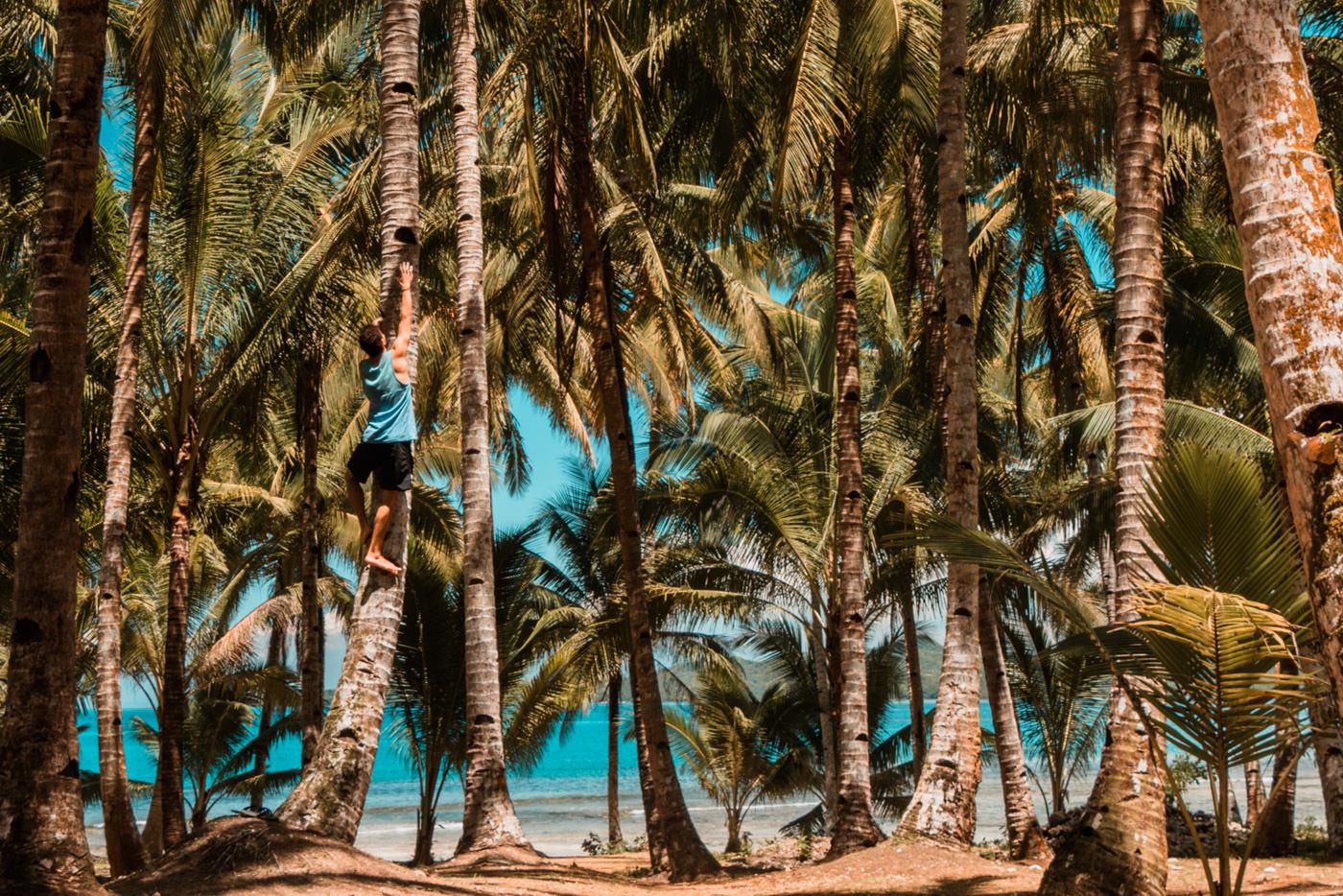 Secret Beach auf Siargao, Philippinen