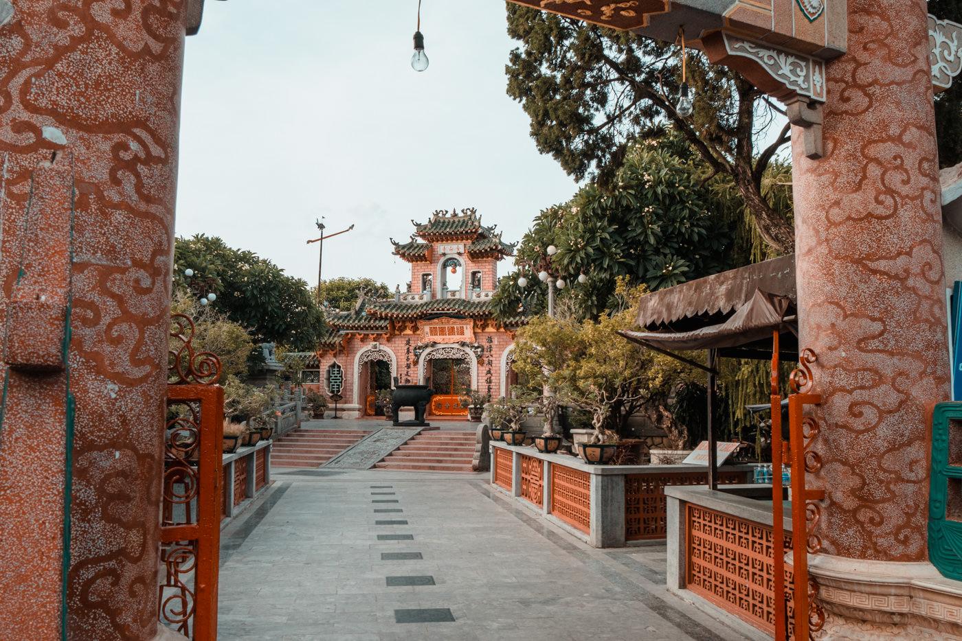 Tempel in der Altstadt von Hoi An