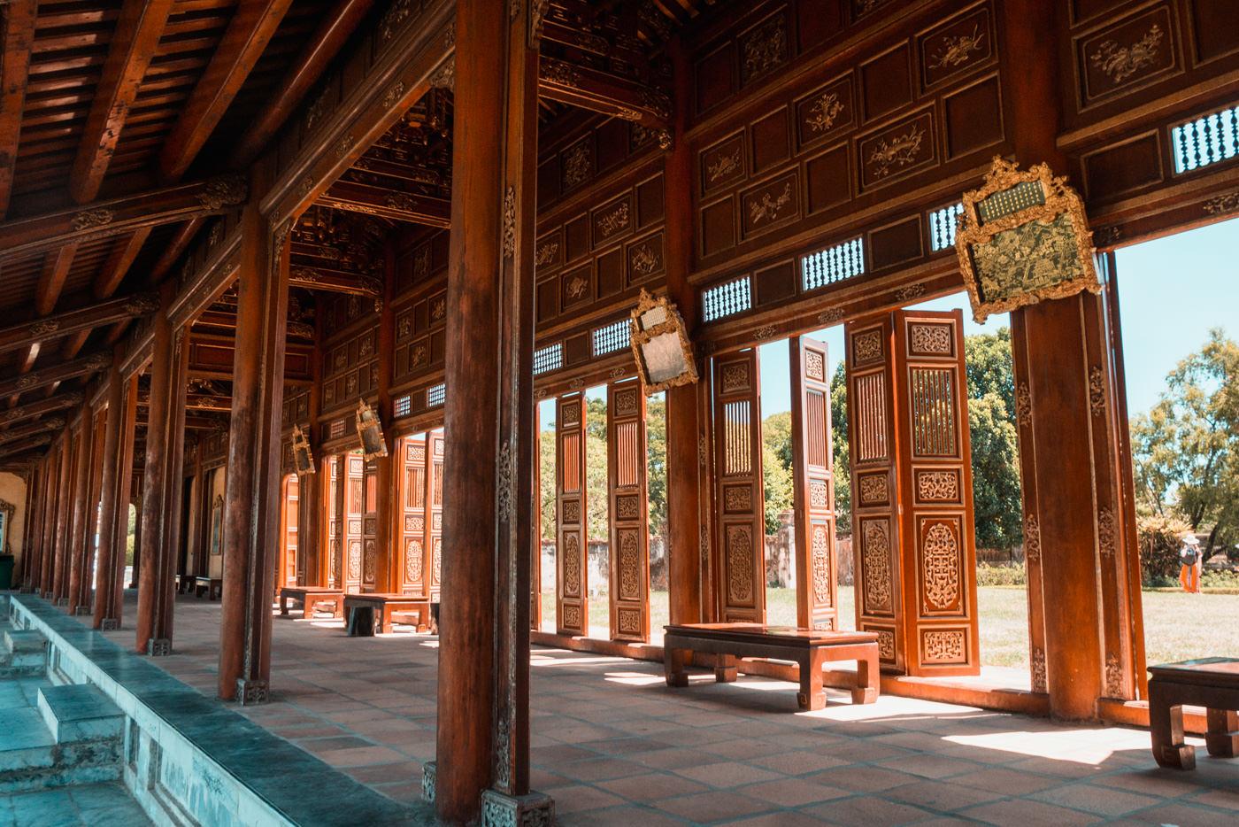 Zitadelle von Hué, Vietnam